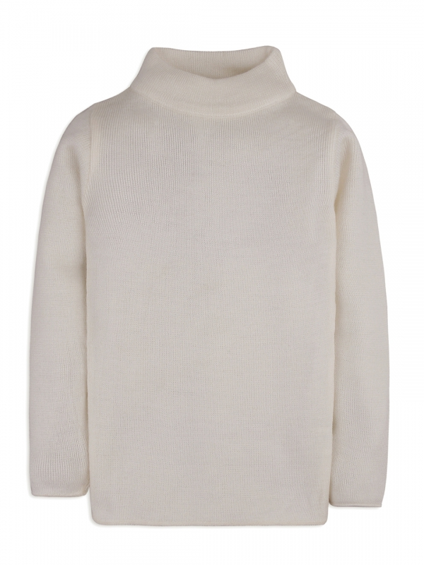 Femea Turtle Neck Skivis