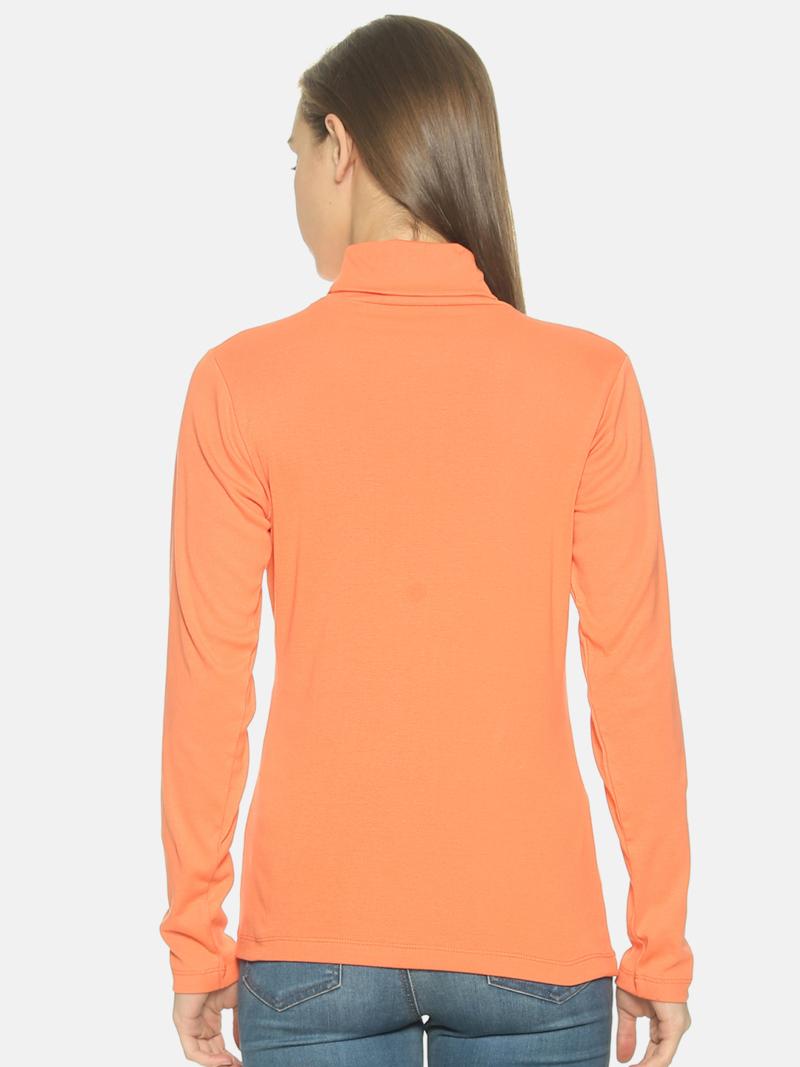Women's Turtle Neck Top