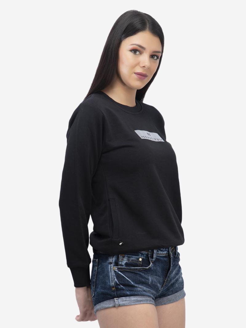 Women's Printed Sweatshirt